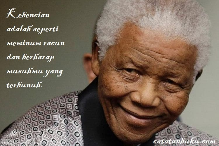 Kata Bijak Nelson Mandela Inspiratif Sepanjang Waktu