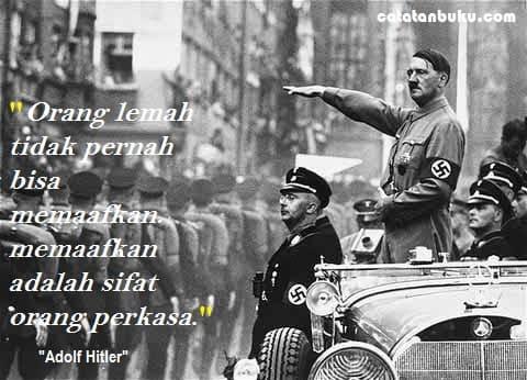 Kata-Kata Adolf Hitler yang Kontroversial