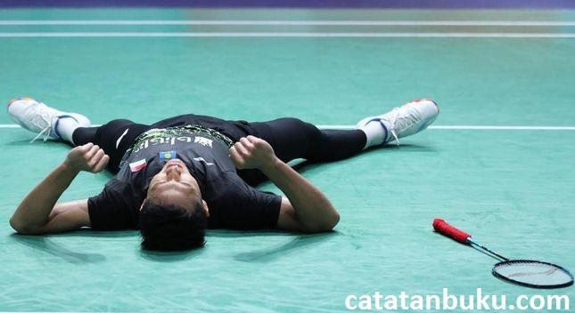 Jonatan Christie Gagal Masuk Semifinal BWF World Tour
