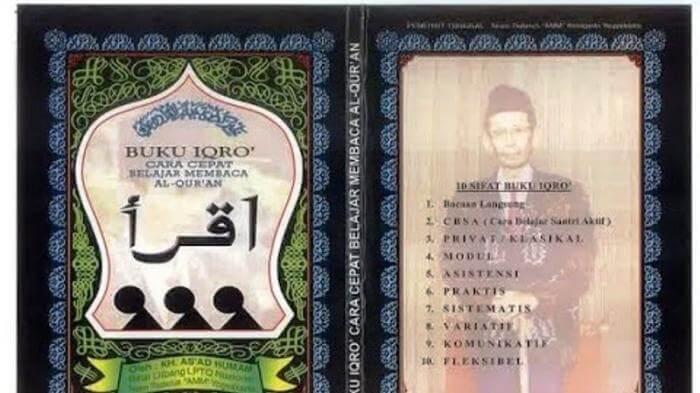 Kyai Haji As'ad Humam, Sang Penemu Metode Revolusioner Baca Alquran: Iqro