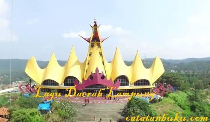 Lirik Lagu Daerah Lampung Lengkap