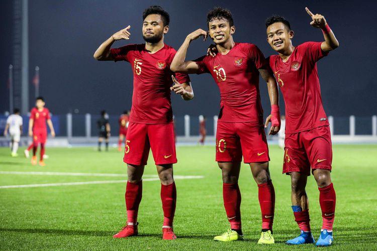 Jadwal Siaran Langsung Timnas U-22 Indonesia Vs Myanmar, Semifinal SEA Games 2019