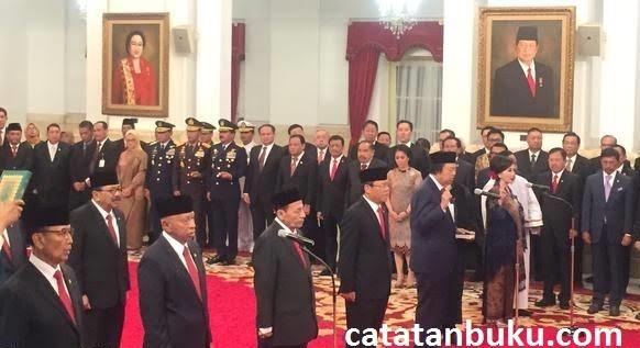 9 Anggota Wantimpres Pilihan Presiden Jokowi