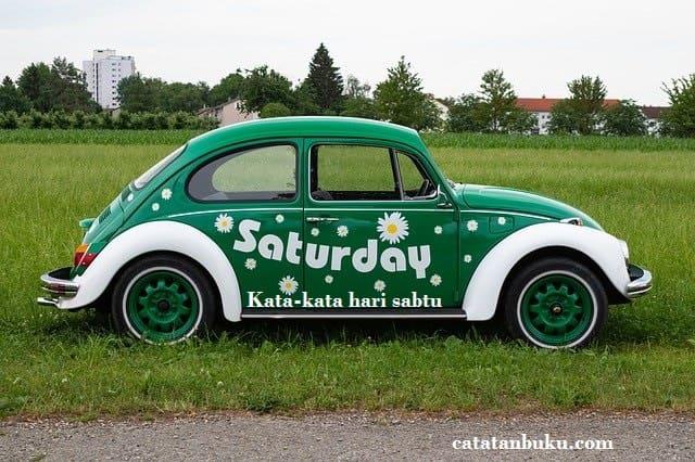 Kata-Kata Hari Sabtu: Semangat weekend, ucapan hari sabtu