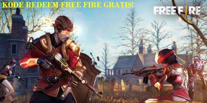 kode redeem free fire 15 agustus 2020